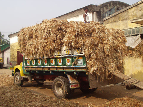 The Jute Truck from Bangladesh