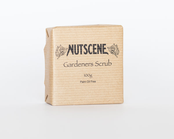 Handmade natural soap-Palm Oil Free Scottish Soap  from Nutscene