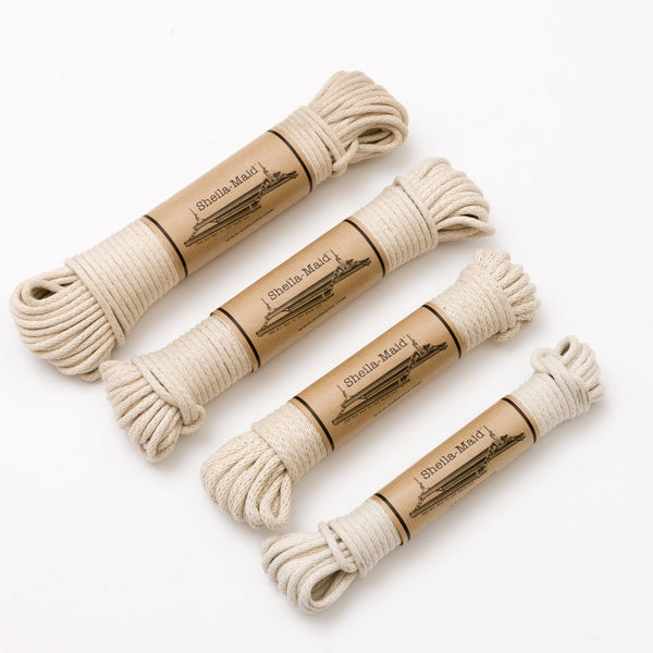 Sheila Maid replacement ropes cotton