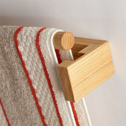 Towel Roller Rack