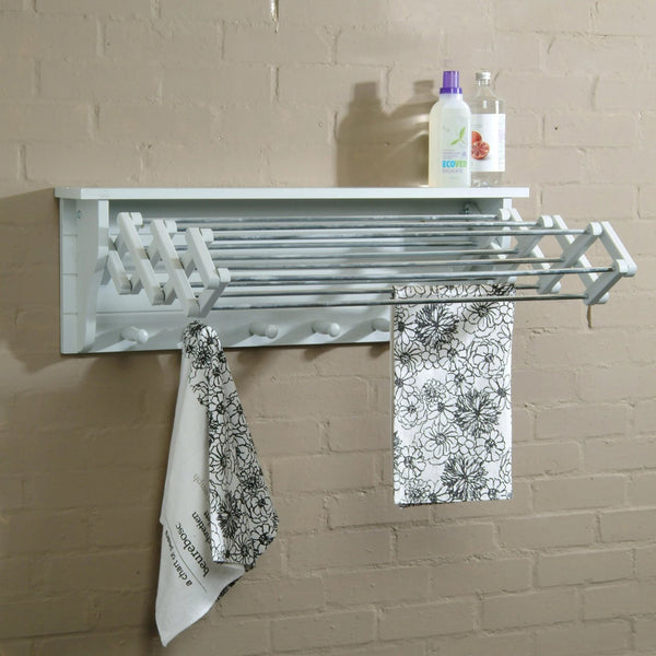 Wall Mounted Extending Clothes Dryer