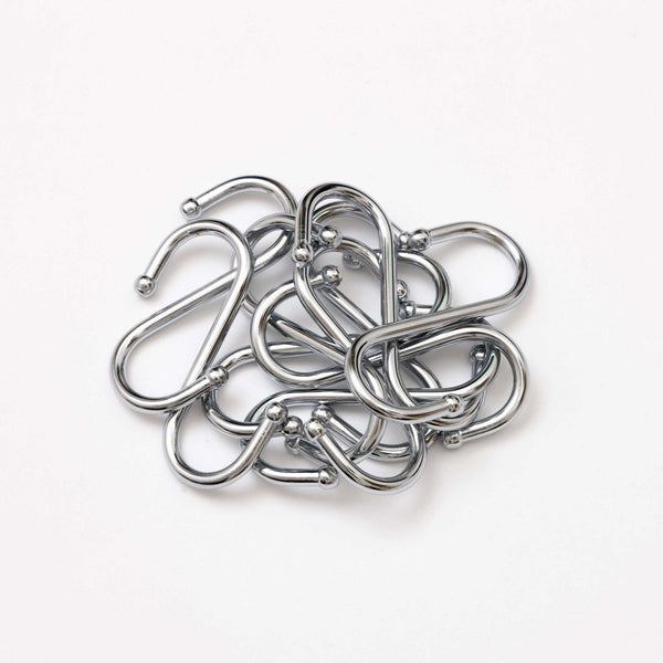 Chrome Plated S Hooks