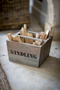 Kindiling Storage box from Sheila Maid