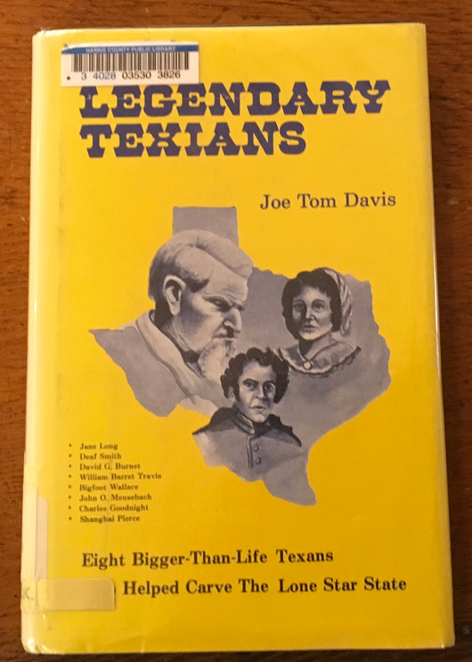 Legendary Texians
