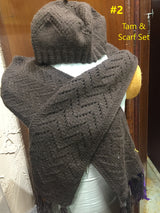 The Hand Knit Designer Collection .... the original pieces from Buffalo Gold's yarns