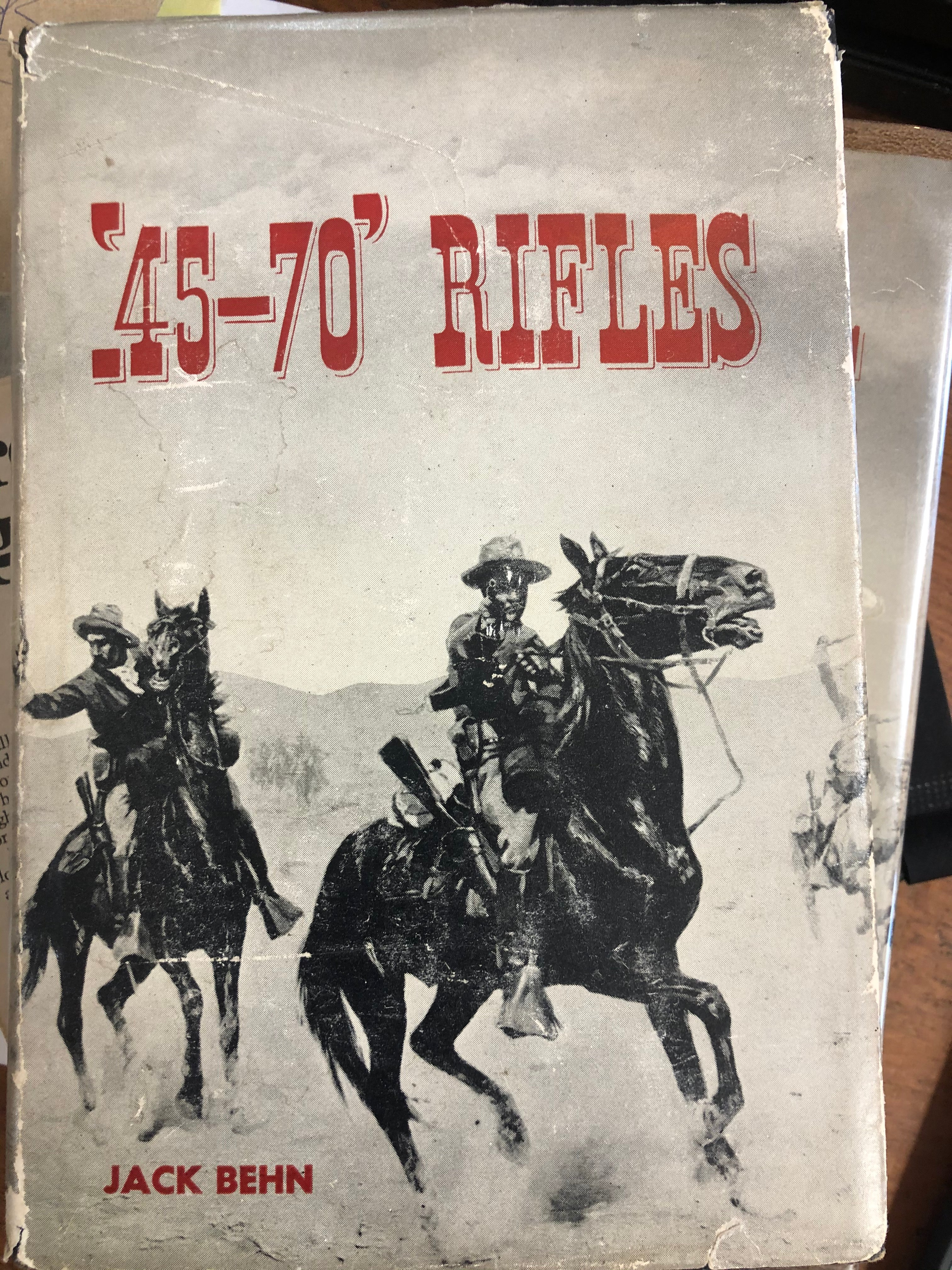"BOOKS - ""45-70"" RIfles"