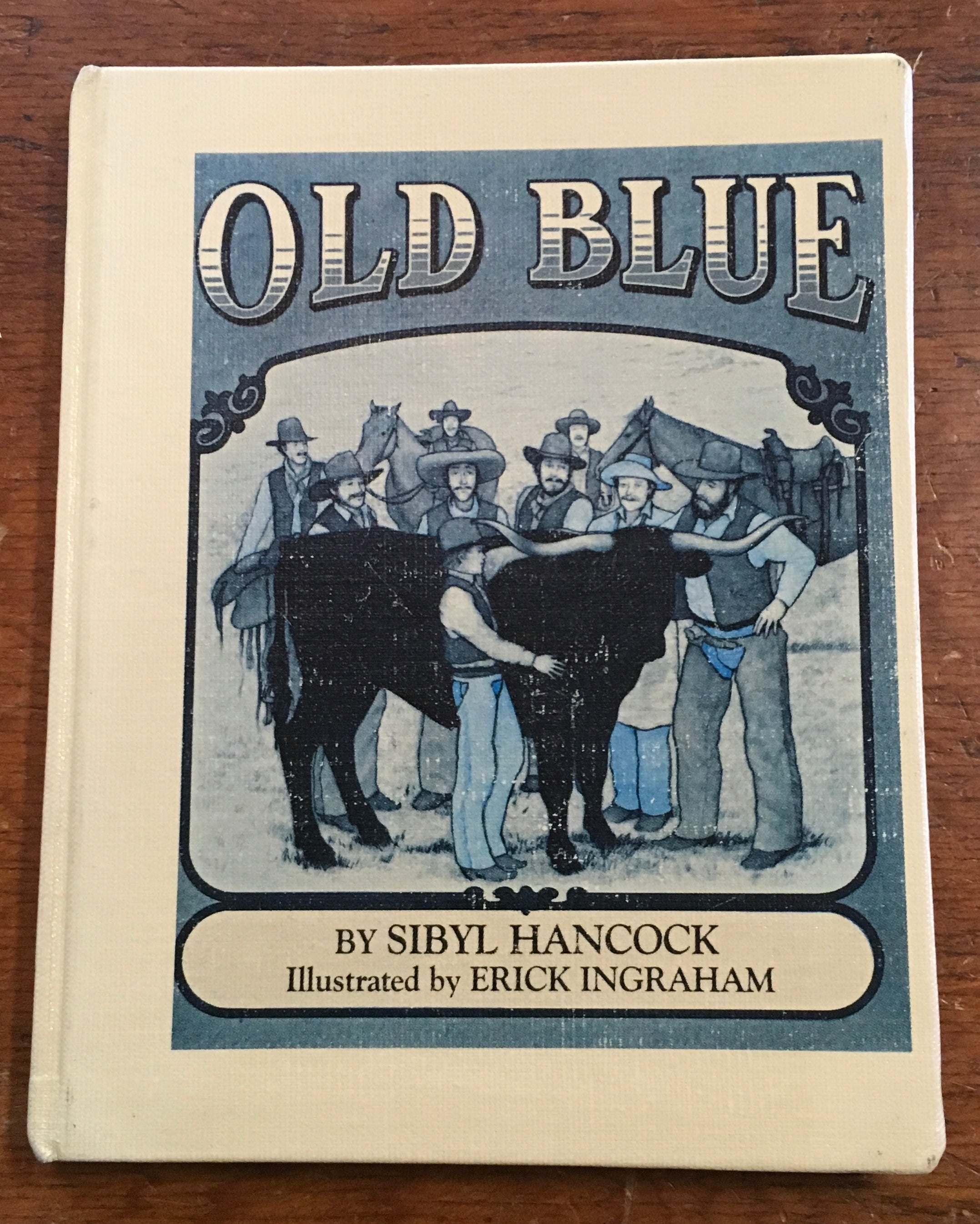 BOOKS - Old Blue