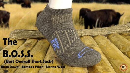 The B.O.S.S. (Best Overall Short Sock)