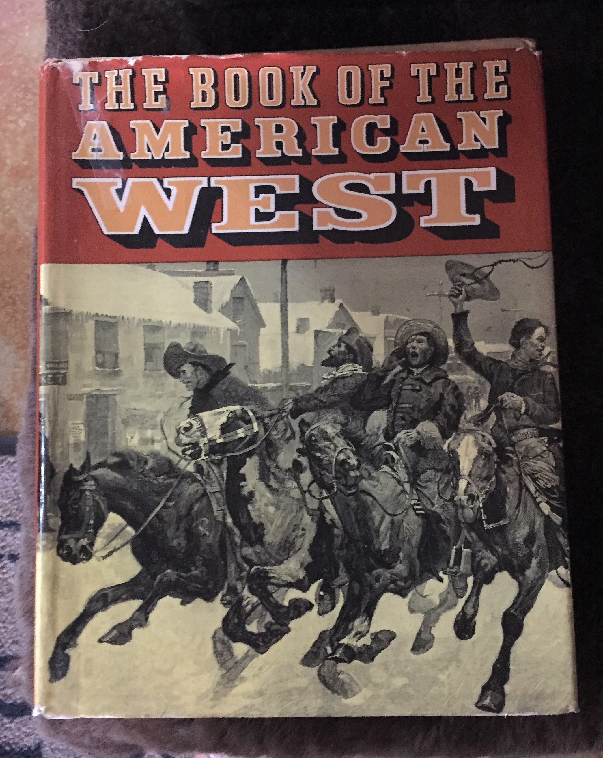 BOOKS - The Book of the American West