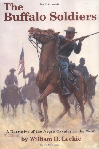 BOOKS - The Buffalo Soldiers