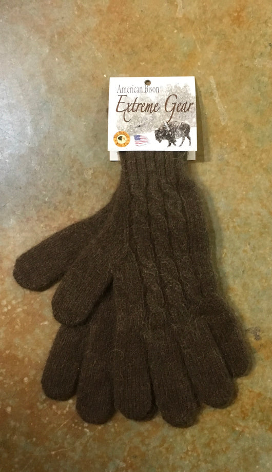 Extreme Gear - Cabled Knit Gloves
