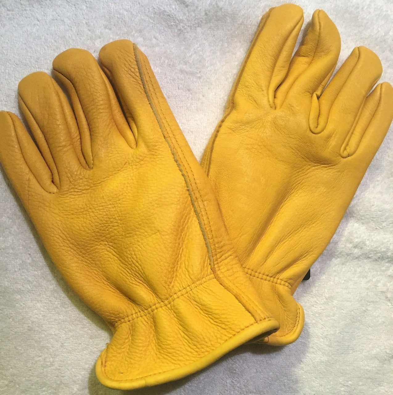 North American Trading Elk Leather Thinsulate Gloves