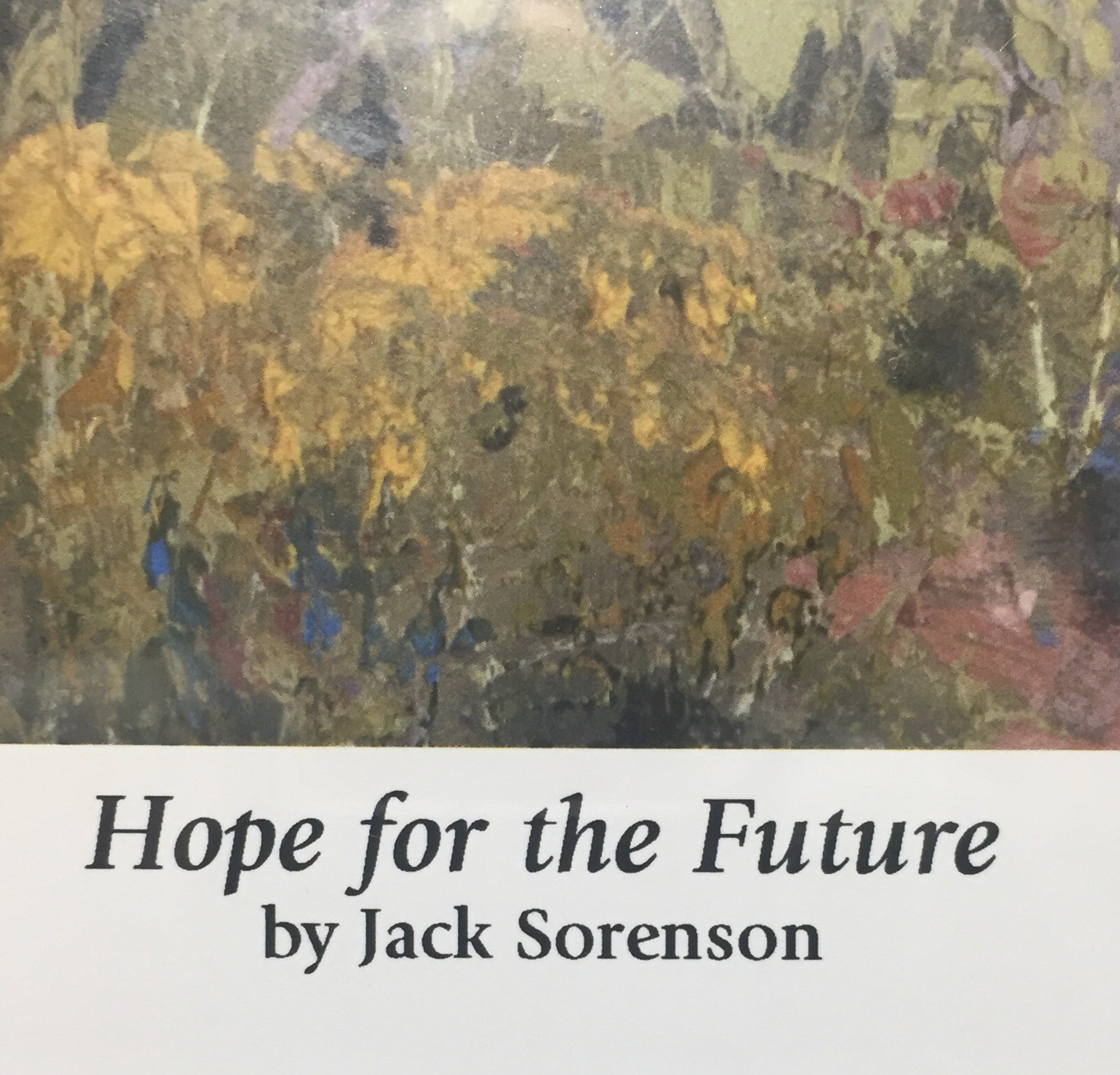 """Hope for the Future"" - Limited Art Print by Jack Sorenson"