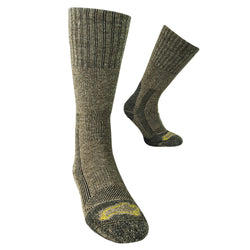 Technical Bison Down Boot Sock (Size Medium)