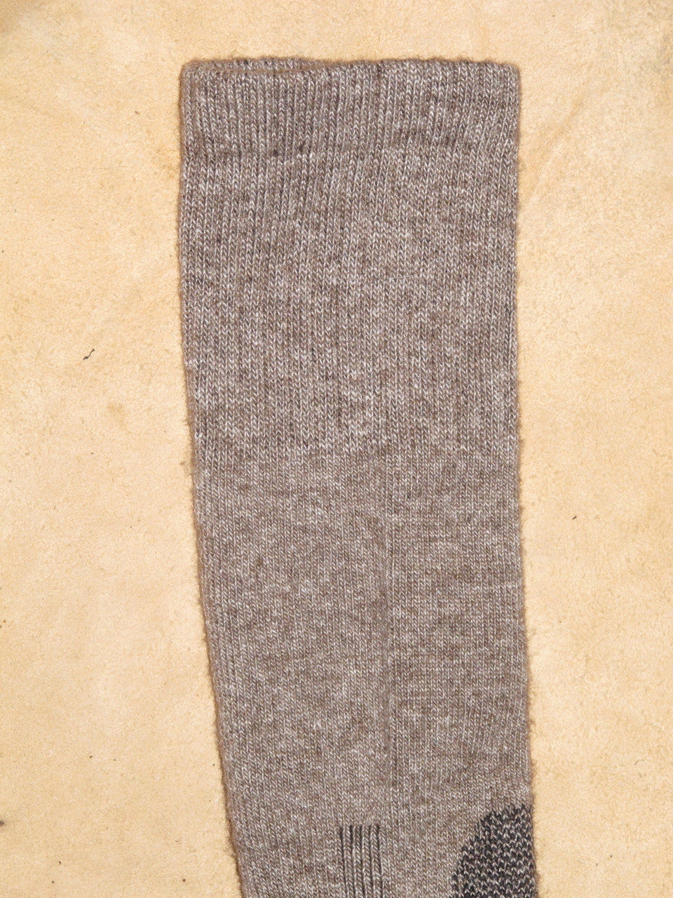 "Herd Wear Bison/Silk ""Technical"" Structured Boot Sock"