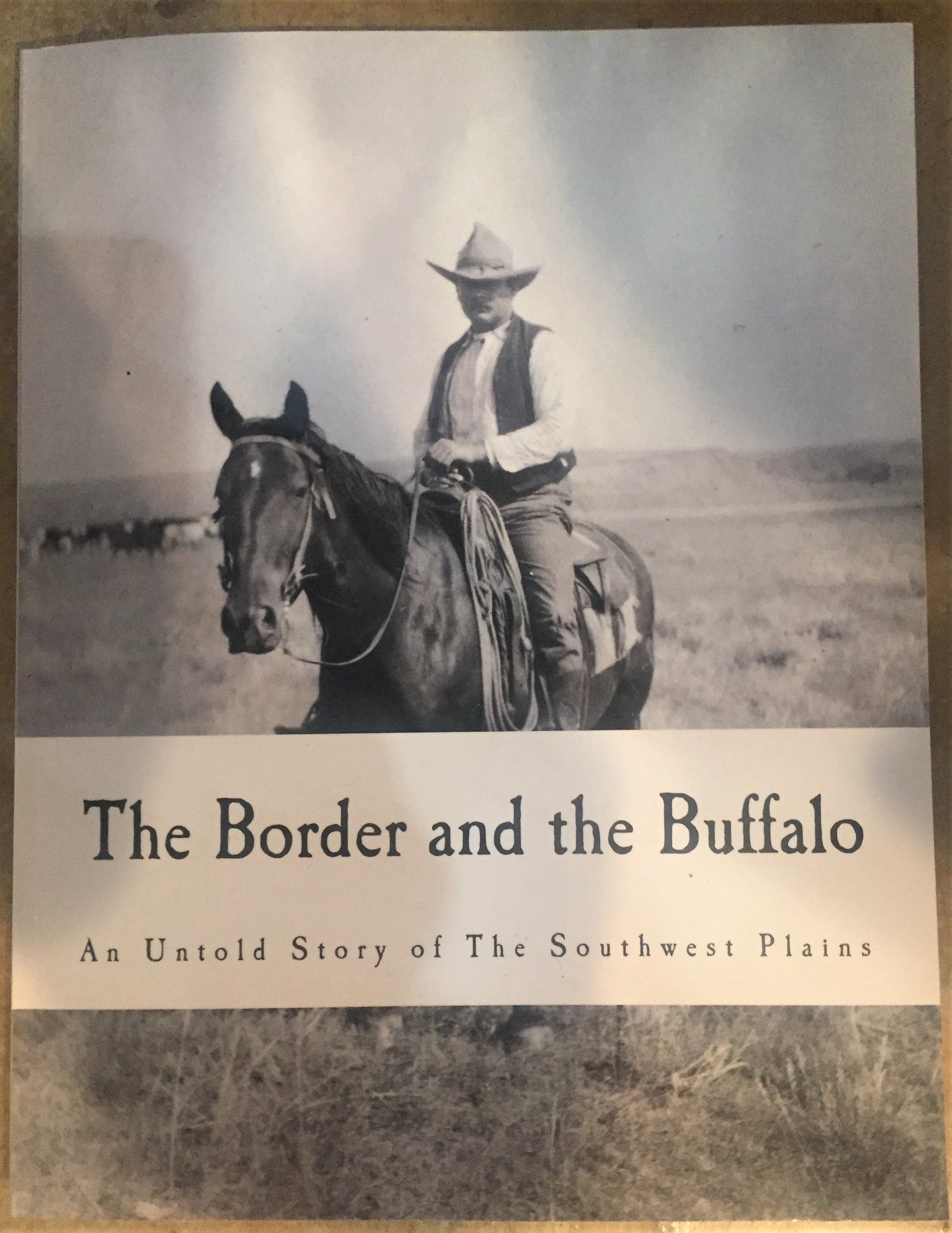 BOOKS - The Border and the Buffalo