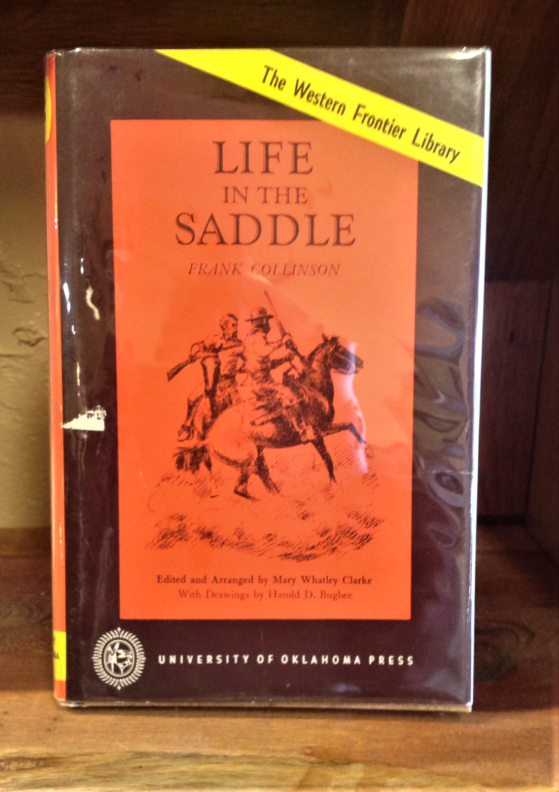 BOOKS - Life in the Saddle