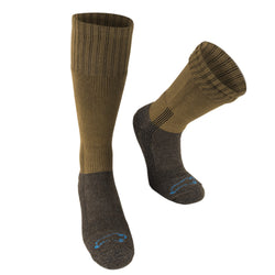 Military Top Bison/Yak Boot Sock