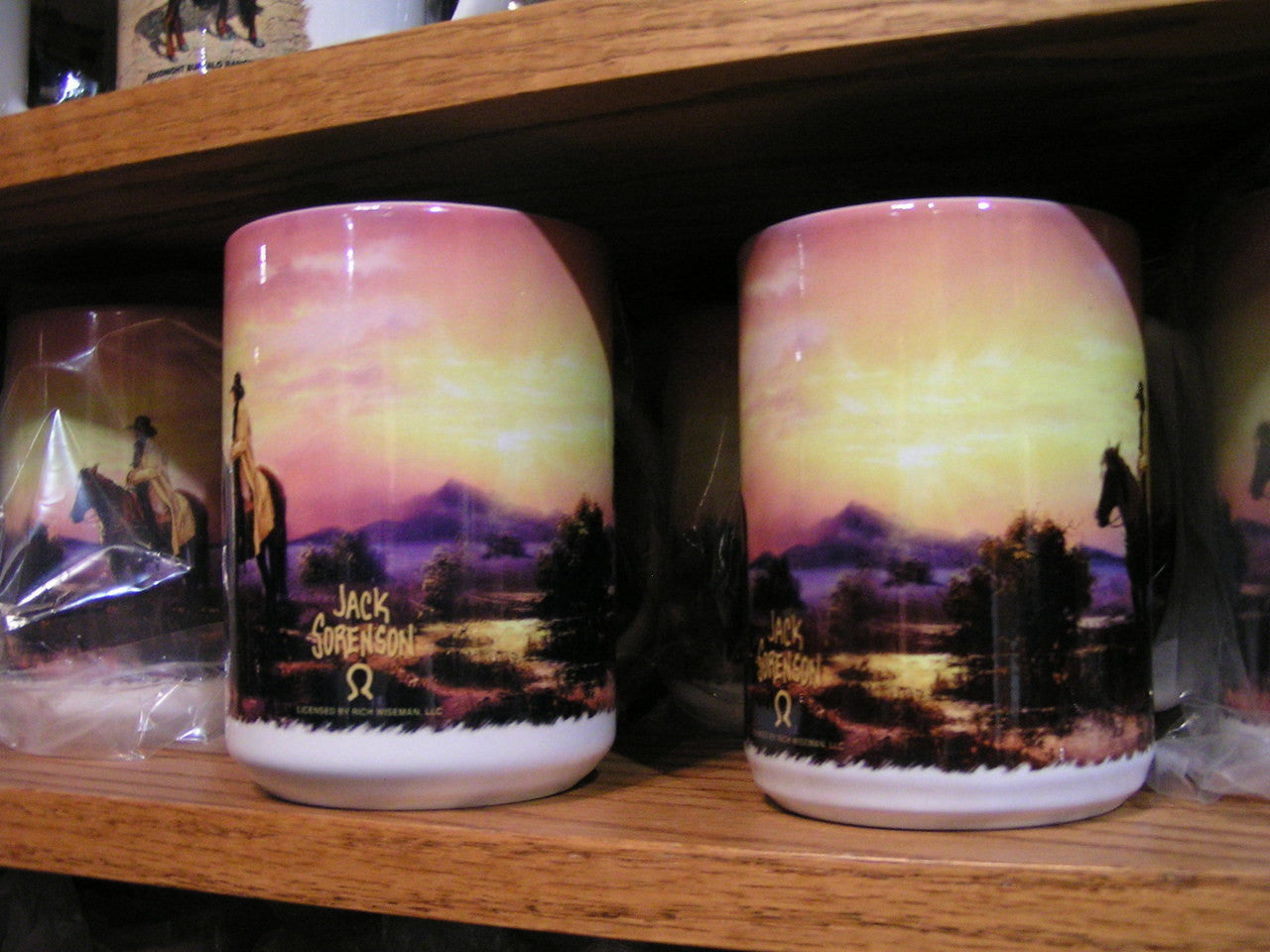 "American Made Coffee Mug - ""After the Storm"""