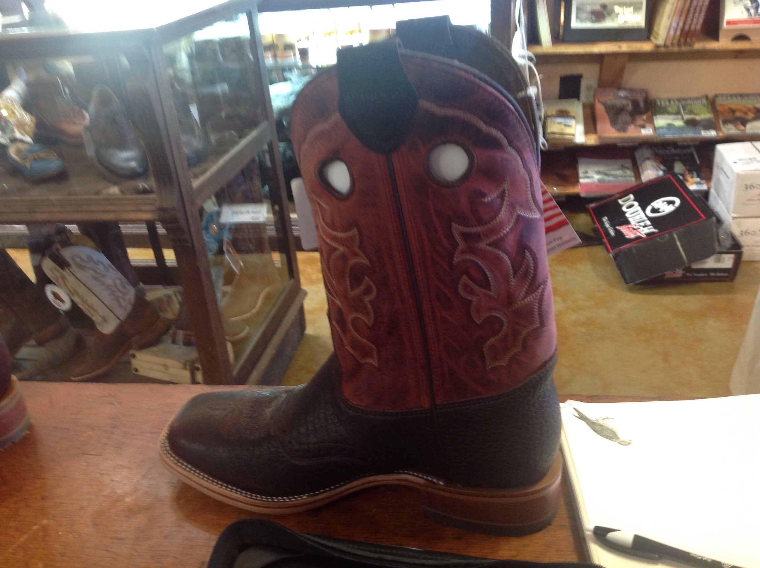 From Double H Boots - The Andre ( DH4633 )