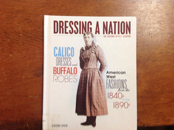 BOOKS - Dressing a Nation