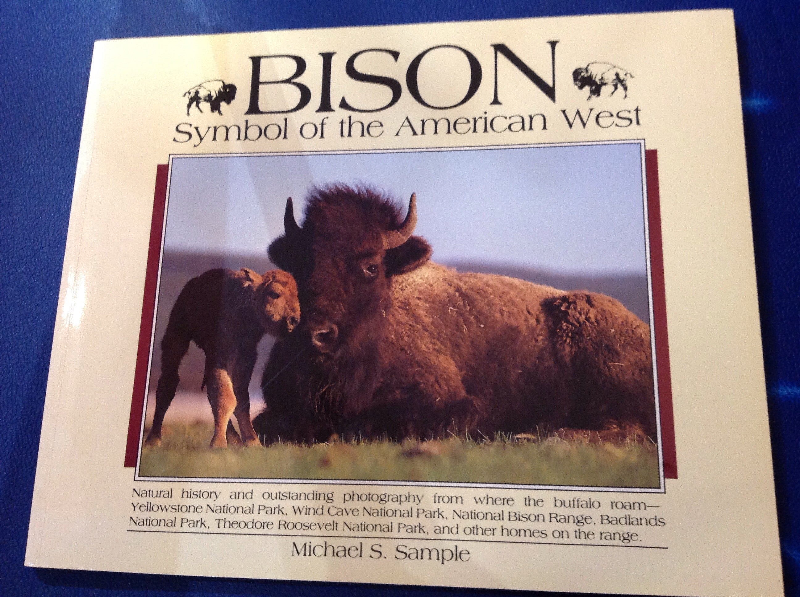 BOOKS - Bison: Symbol of the American West