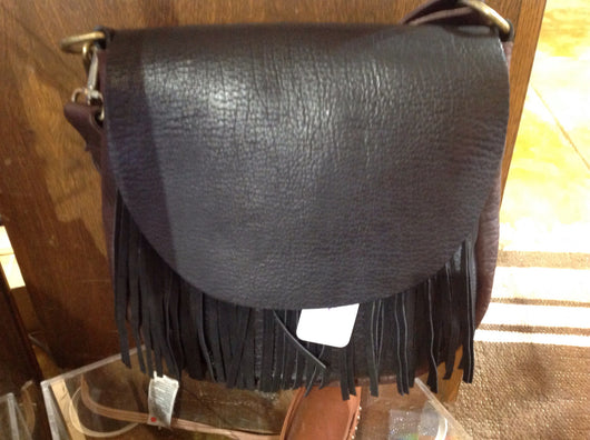 Itasca Bison Leather Purse