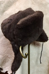 Alaskan Trooper Bison Hat