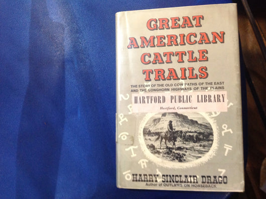 Great American Cattle Trails