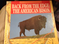 Back From The Edge: The American Bison