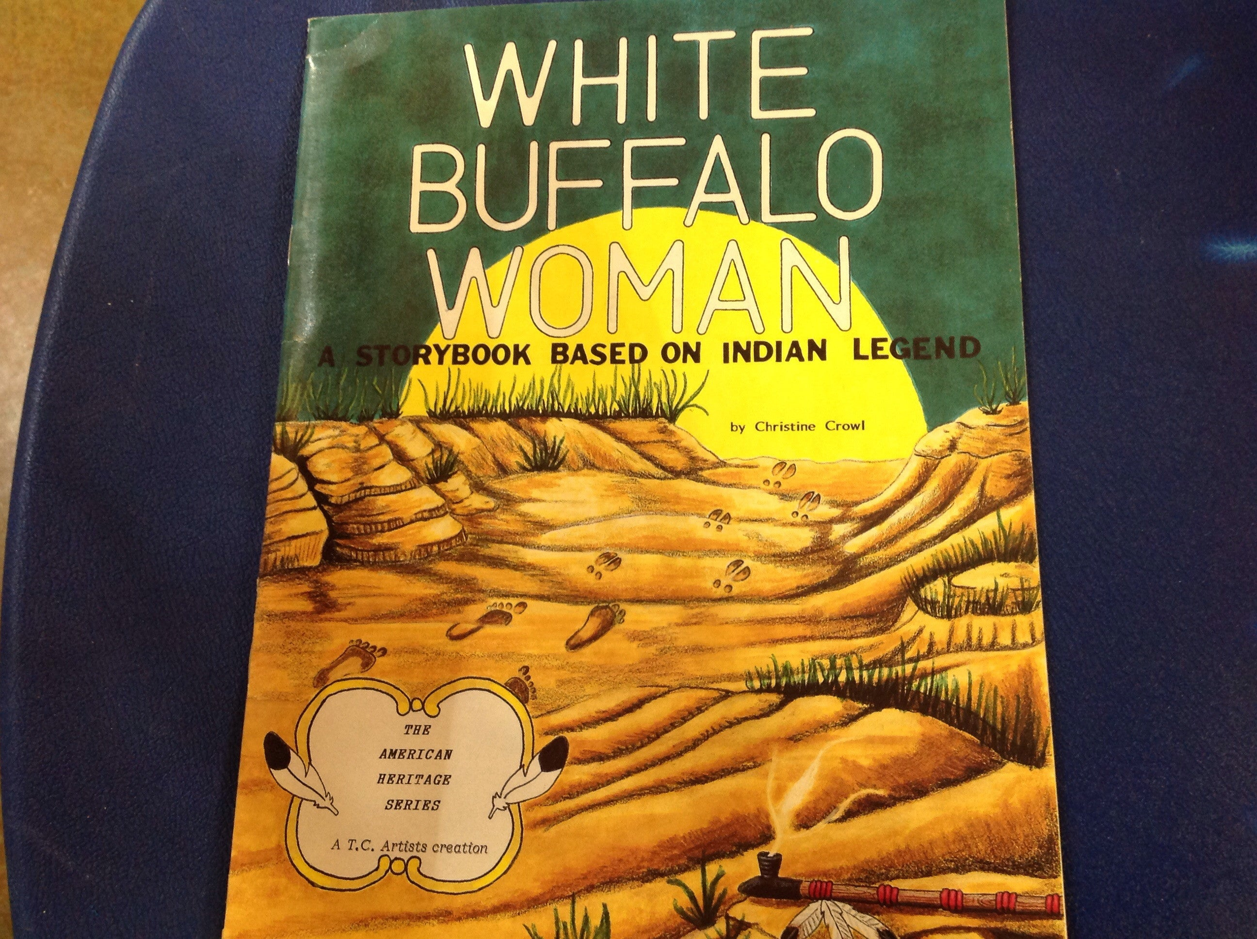 BOOKS - White Buffalo Woman