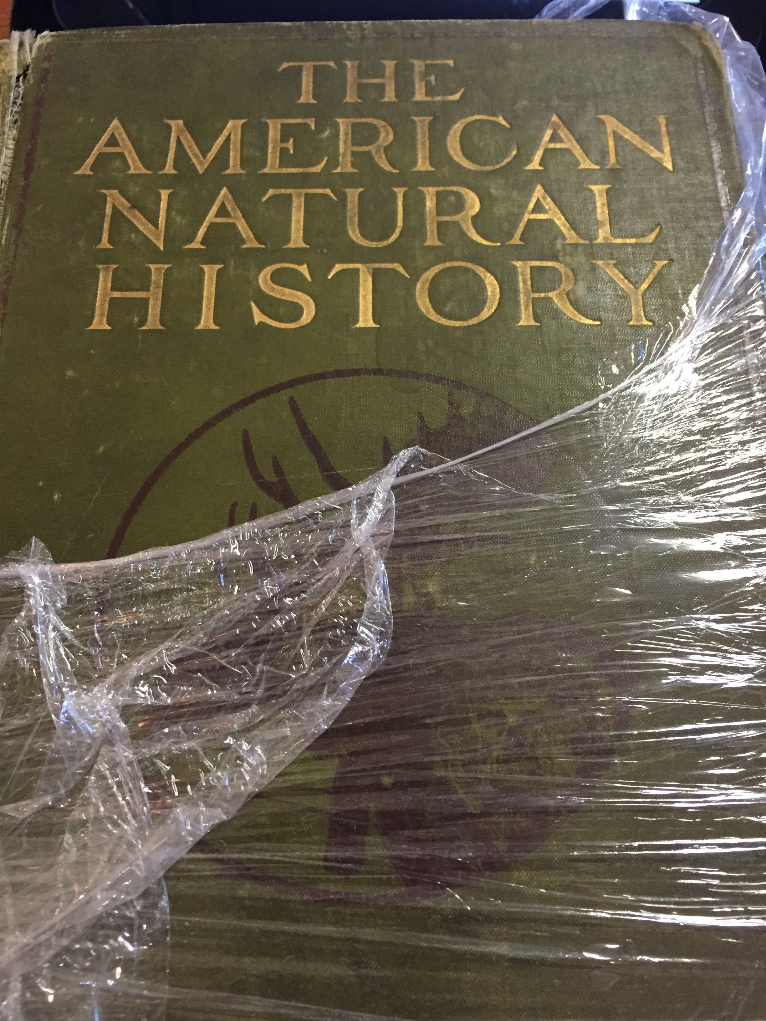 BOOKS - The American Natural History