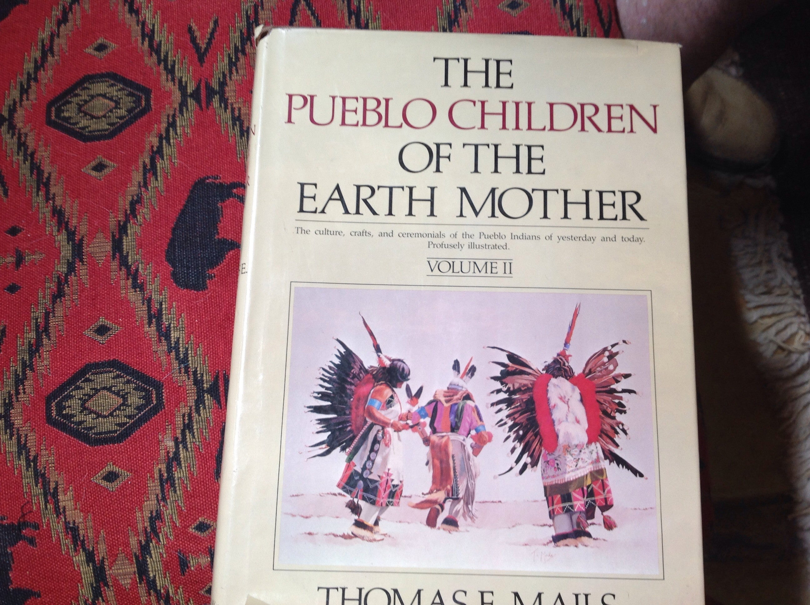 BOOKS - The Pueblo Children of the Earth Mother: Vol. II