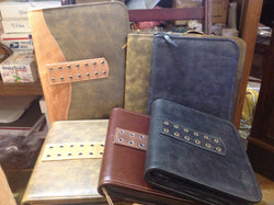 Bison Leather iPad Cases