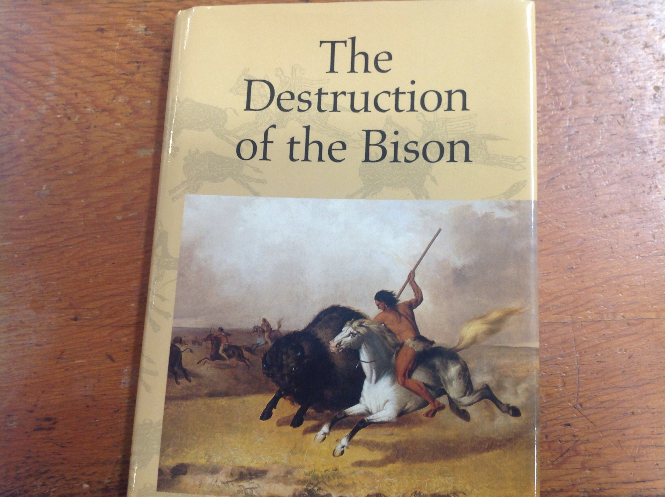 Books - The Destruction of the Bison