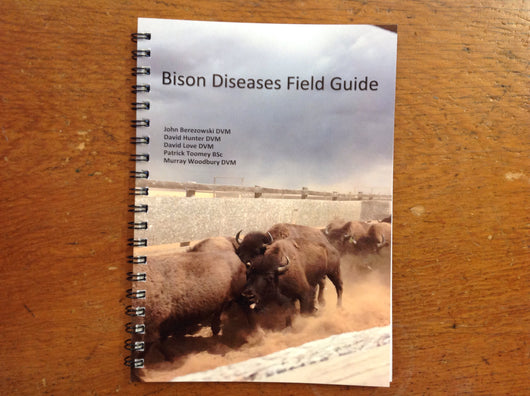 BOOKS - Bison Diseases Field Guide