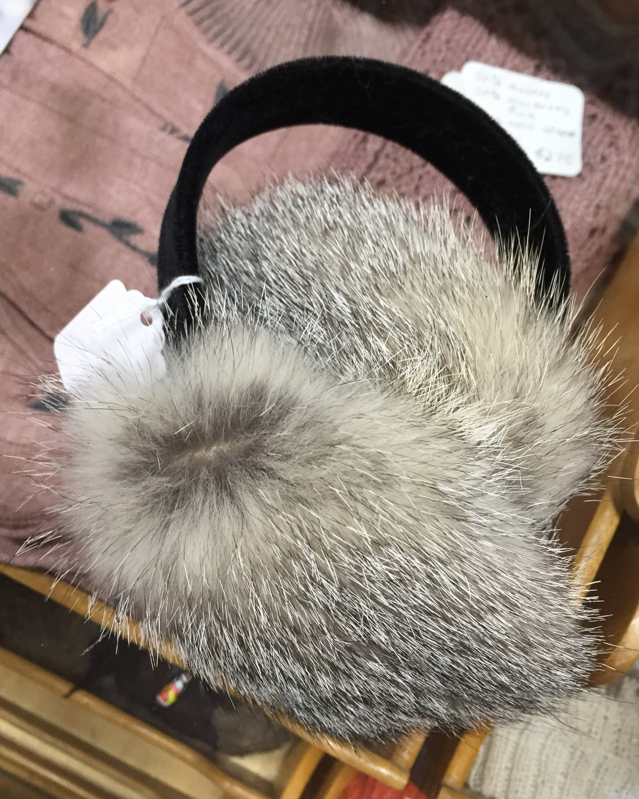 Vinson Furs Ear Muffs, Boot Toppers and Headbands
