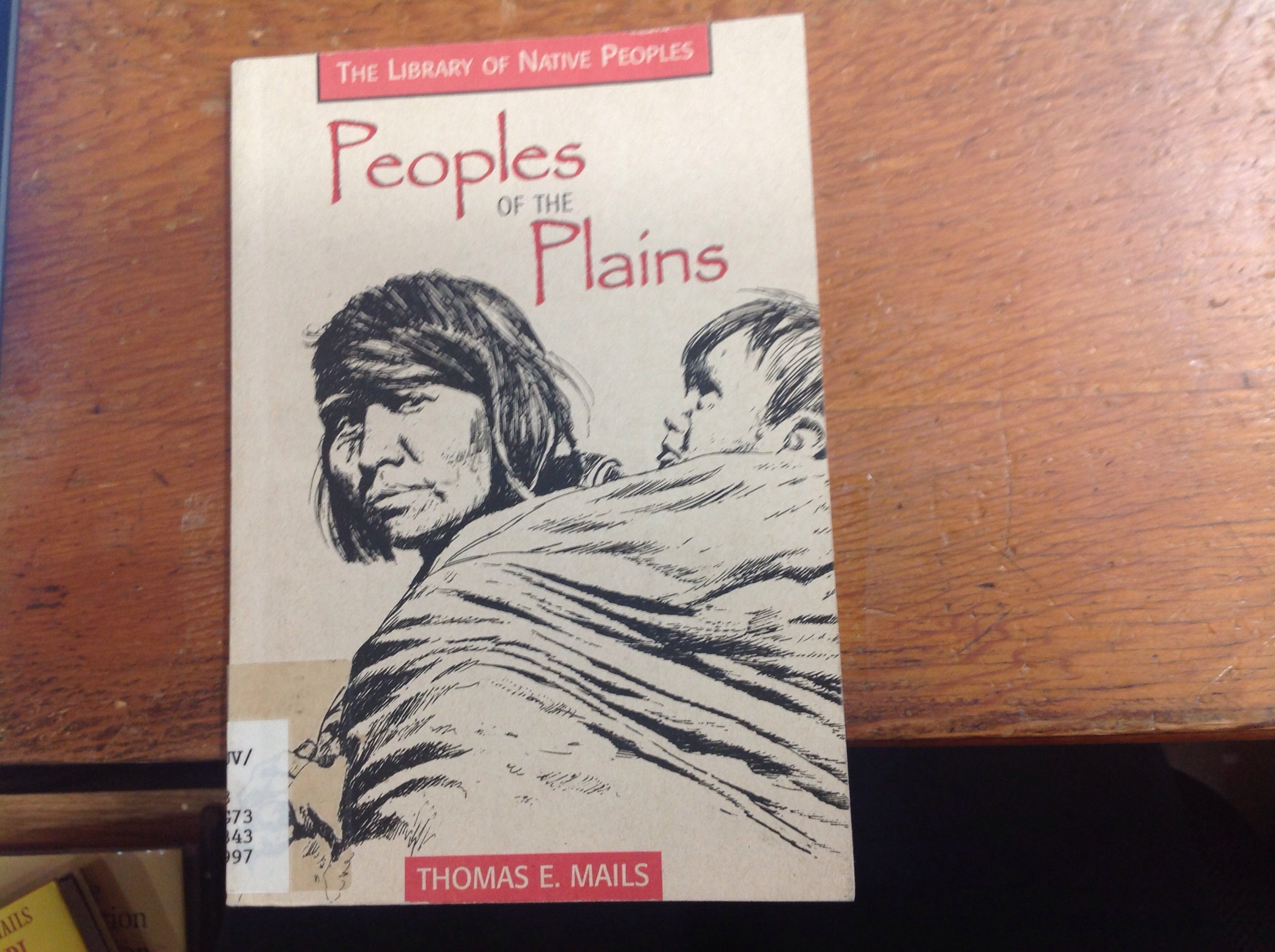 Books - People of the Plains