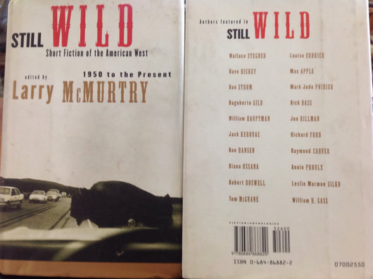 Still Wild Short Fiction of the American West