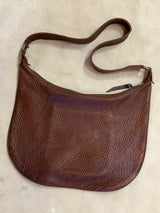 Loma Vista Large Cinnamon Satchel Bag #4400