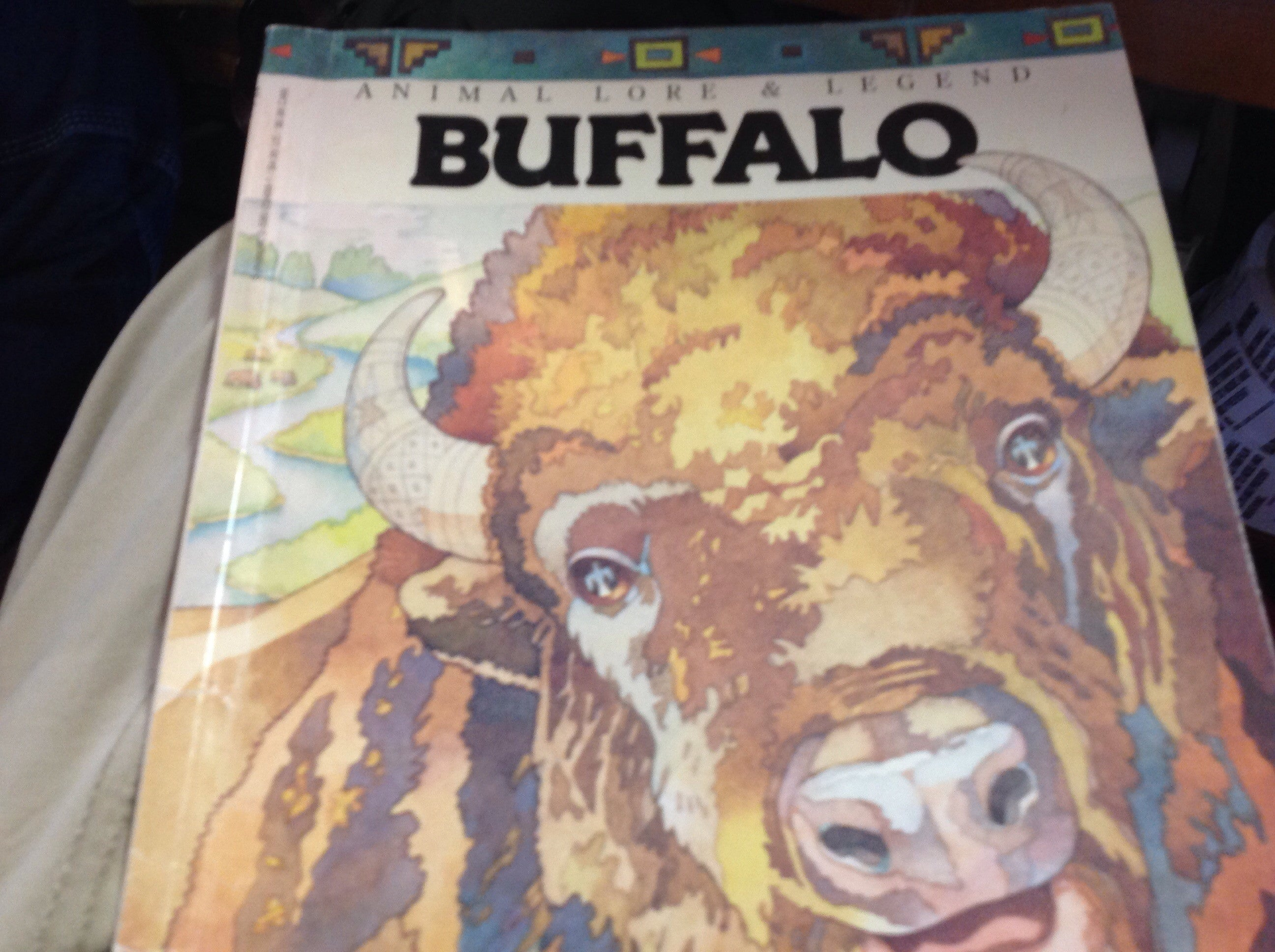 BOOKS - Animal Lore and Legend: Buffalo