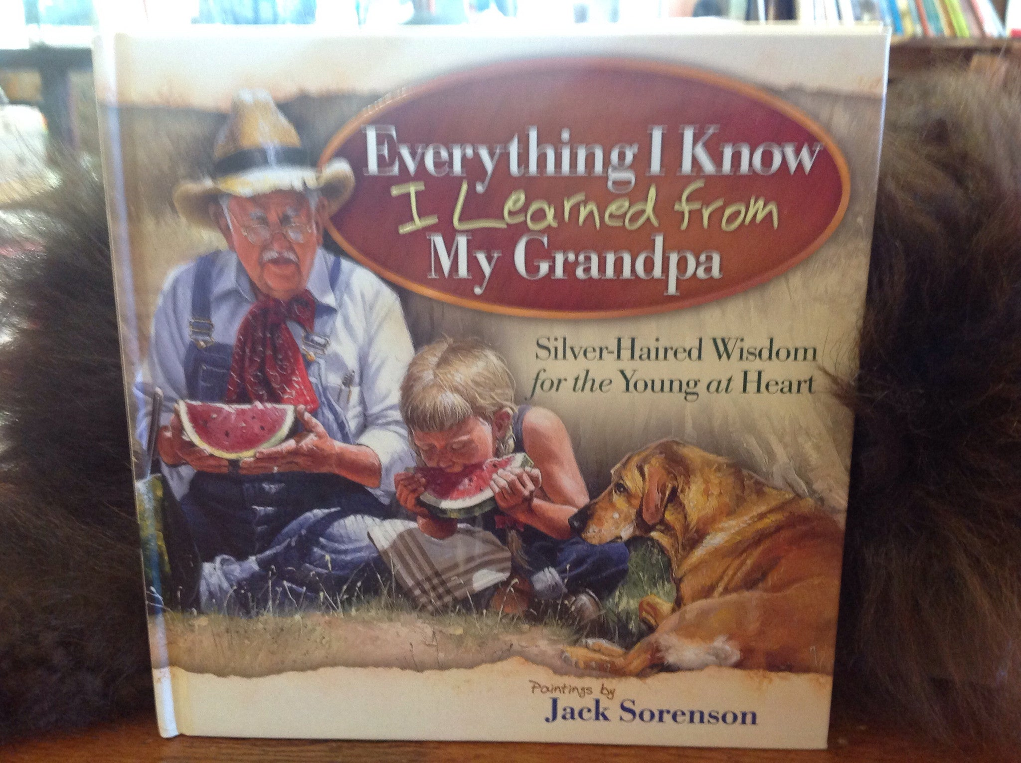BOOKS - Everything I Know I Learned From My Grandpa