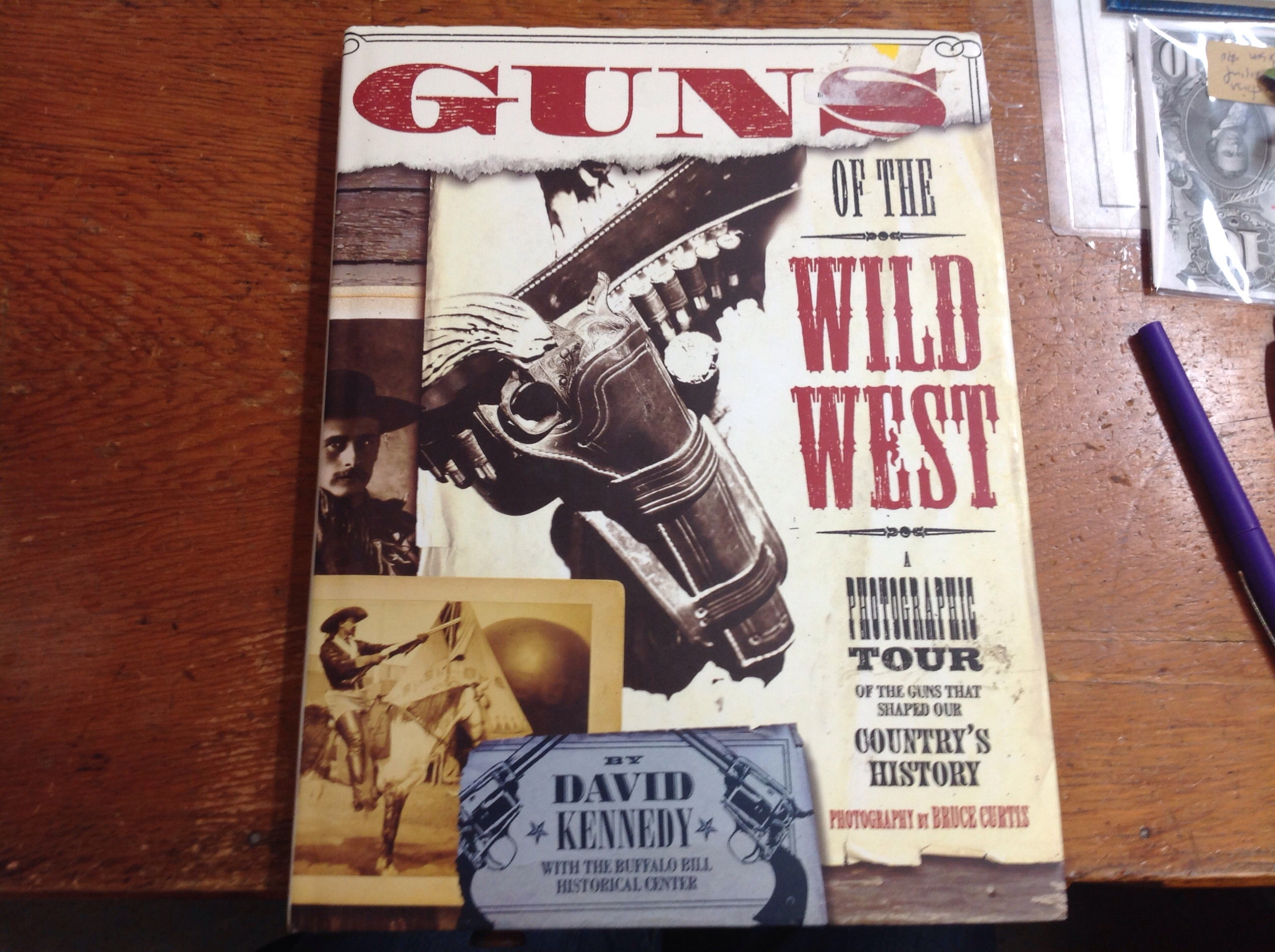 Book - Guns of the Wild West