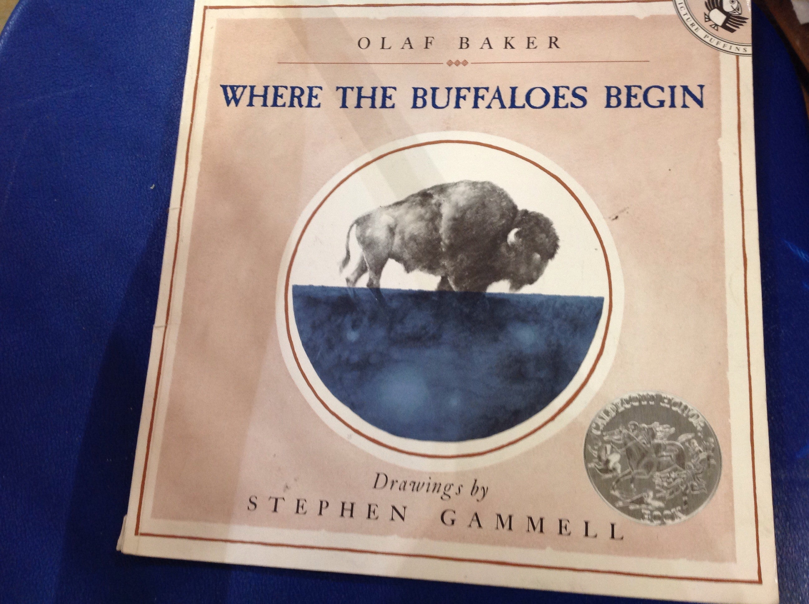 BOOKS - Where The Buffaloes Begin