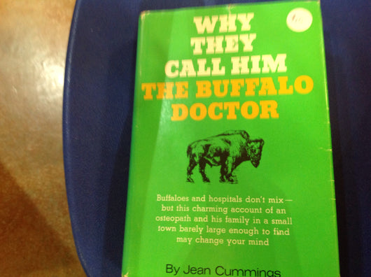 Why They Call Him The Buffalo Doctor