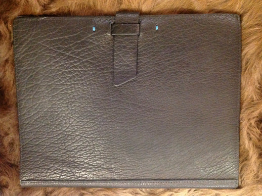 Red Eye Bison Leather Portfolio