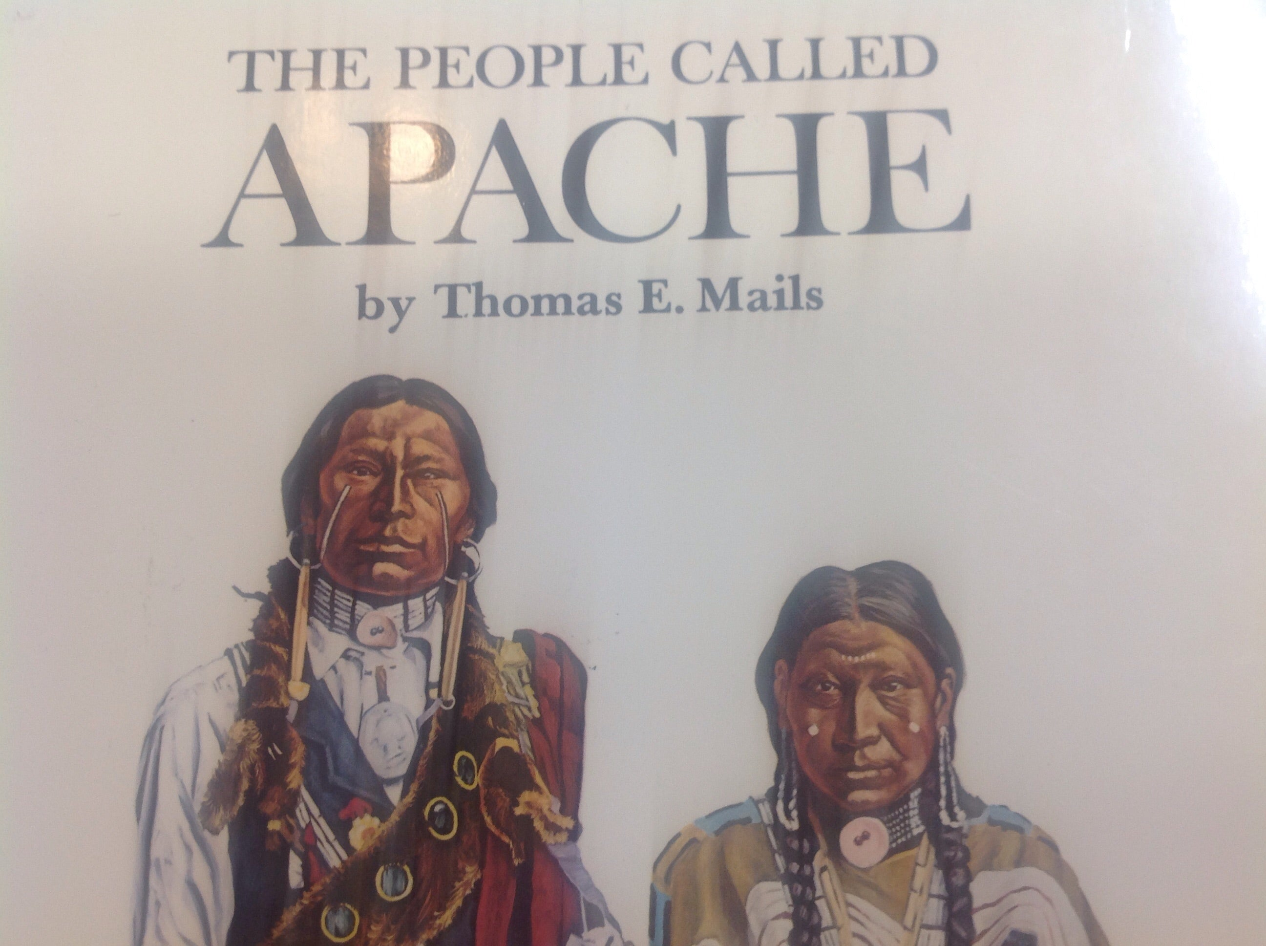 BOOKS - The People Called Apache