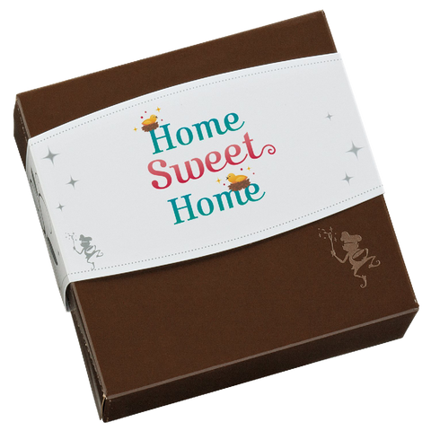 Fairytale Brownies Home Sweet Home Morsel 36 Gift Box