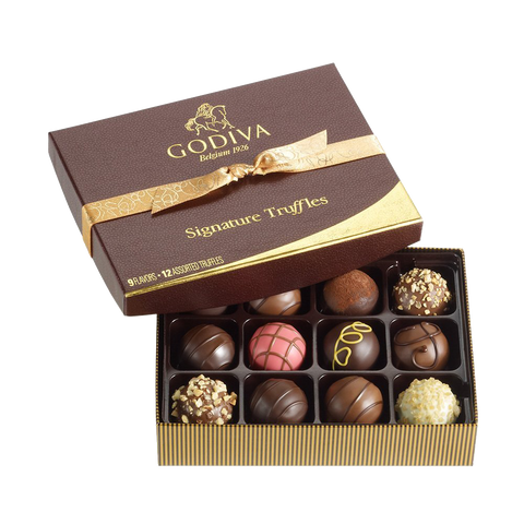 Godiva Chocolatier Ultimate Truffle Collection