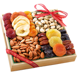 Golden State Fruit Savory Favorites Assorted Nuts Gift Tray